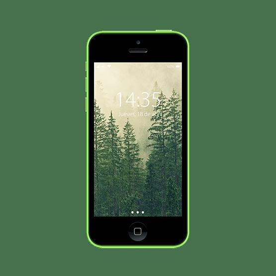 reparar_iPhone_5_c