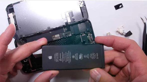cambiar-batería-iphone-7-alicante