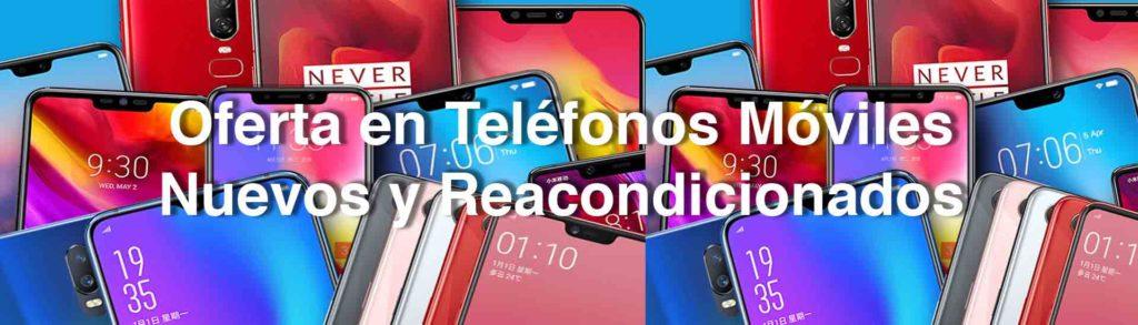 Teléfonos móviles nuevos y de ocasión en alicante