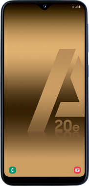 samsung-A20e-radear-alicante